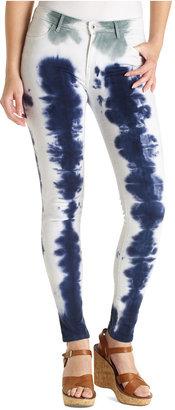 Levi's Jeans, Tie-Dye-Print Denim Leggings