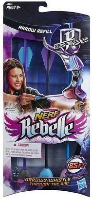 Nerf Rebelle Secrets & Spies Arrow Refill Pack by Hasbro $12.99 thestylecure.com