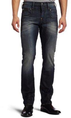 G Star G-Star Mens Blade Slim Leg Jean in Blue