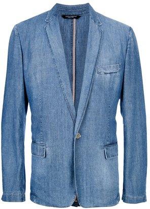 Dolce & Gabbana Denim blazer