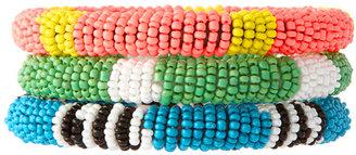Asos Seedbead Bangle Pack