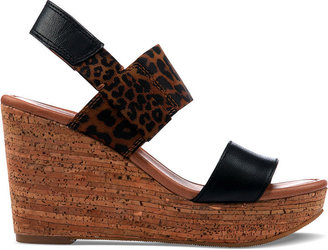 Lucky Brand Shoes, Molina Platform Wedge Sandals