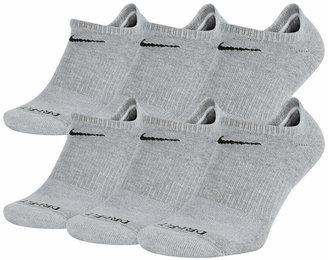 Nike Men Socks, Dri Fit No Show 6 Pack