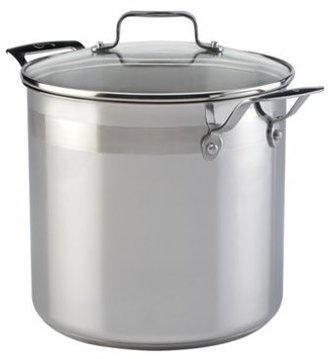 Emerilware Emeril from All-Clad 8-qt. Chef's Stainless Stockpot,Chef'sStainless,SS,8-qt.