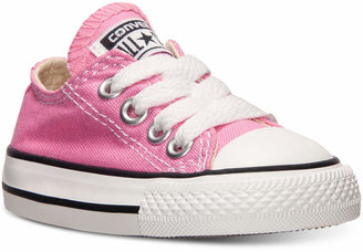 Converse Toddler Girls' Chuck Taylor Original Sneakers from Finish Line $29.99 thestylecure.com