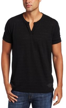 Calvin Klein Jeans Men's Short Sleeve Burnout Shirt