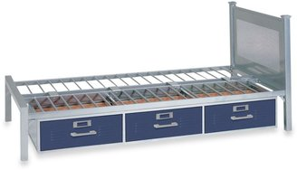 Bed Bath & Beyond Locker Twin Bed with 3 Drawers