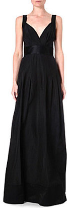 Temperley London Sleeveless full-length gown