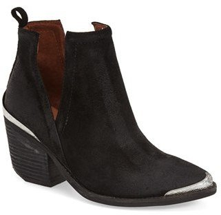 Women's Jeffrey Campbell Cromwel Cutout Western Boot $174.95 thestylecure.com