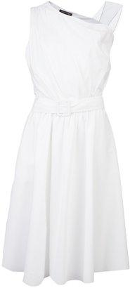 Sophie Theallet One shoulder dress