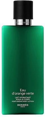 Hermes Eau d'orange verte Perfumed Body Lotion, 6.5 oz.