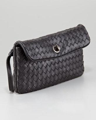 Bottega Veneta Mini Turn-Lock Shoulder Bag