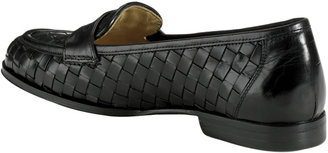 Cole Haan Deana Woven Moccasin