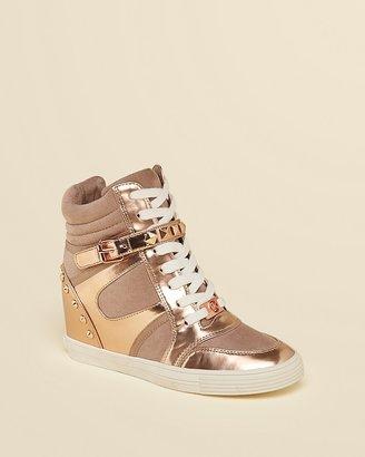 MICHAEL Michael Kors Girls' Celia Wedge Sneakers - Little Kid, Big Kid