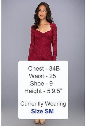 Nicole Miller Long Sleeve Eva Lace Dress