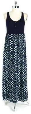 Vince Camuto TWO BY Floral Print Maxi Dress