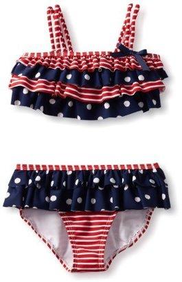 Hartstrings Girls 2-6X Toddler Americ...