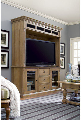 """Paula Deen Home Down Home 70"""" TV Stand and Hutch"""