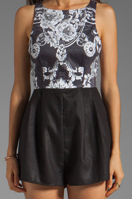 Keepsake Can't Stop Now Playsuit