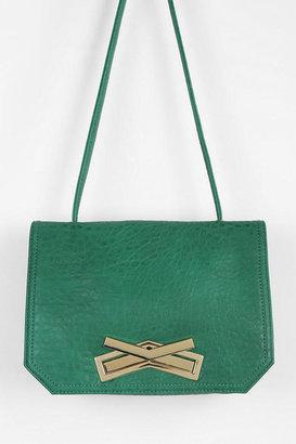 Deux Lux X-Lock Vegan Leather Crossbody Bag