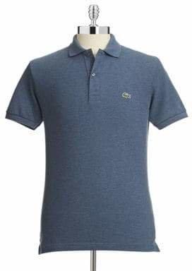 Lacoste Slim Fit Pique Polo Shirt