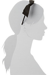 Jane Tran Ribbon Headband
