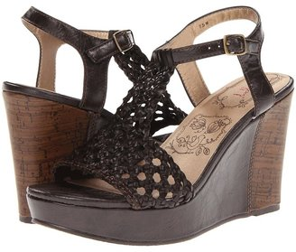 Jellypop Dahl (Dark Brown) - Footwear