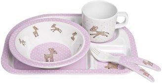 Lassig Lela Dish Set - Light Pink