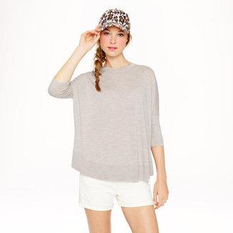 J.Crew Merino swing sweater