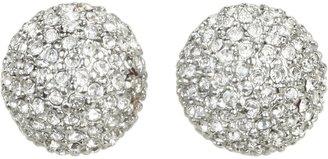 Michael Kors Brilliance Pave Fireball Earring Studs