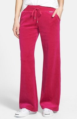 MICHAEL Michael Kors Pull-On Velour Pants (Regular & Petite)