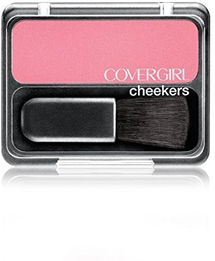 COVERGIRL Cheekers Blendable Powder Blush, Classic Pink .12 oz (3 g) $3.74 thestylecure.com