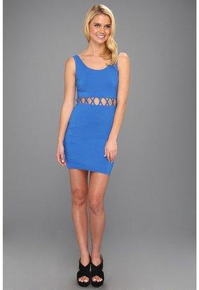 Type Z Larae Dress (Blue) - Apparel