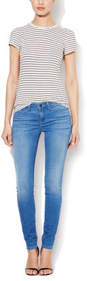Vince Cotton Whiskered Skinny Jean