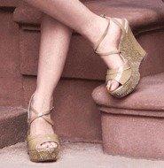 Avon Mark Wedge Right In Sandal