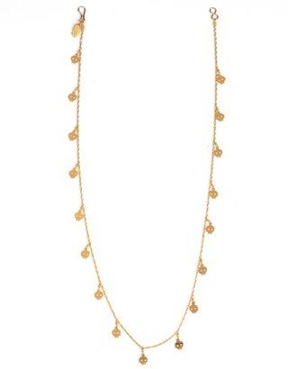 Soixante Neuf Miniskull Bracelet / Necklace Combo