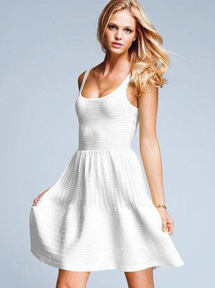 Victoria's Secret Cotton Fit-and-Flare Dress