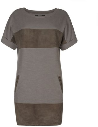 AllSaints Diego Tee Dress