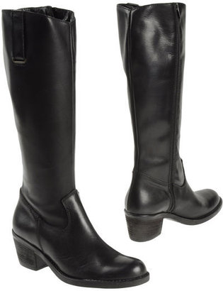 Geste Proposition High-heeled boots
