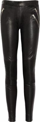 Joseph Spark stretch-leather leggings-style pants
