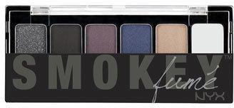 NYX 'Smokey Eye' Eyeshadow Palette