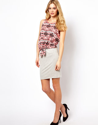 Vila Tube Mini Skirt