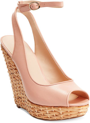 Nine West Shoes, Karmic Platform Wedge Sandals