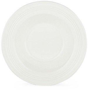 Lenox Dinnerware, Tin Can Alley Rim Soup Bowl