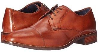 Cole Haan Lenox Hill Cap Ox (Black) Men's Lace up casual Shoes