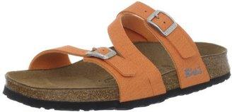 Birki's Women's Salina Soft Sandal,Mambo Orange,37 EU/6 M US