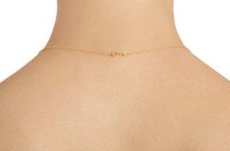 Jennifer Meyer Women's Diamond Long Stick Pendant Necklace-Colorless