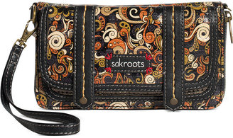 The Sak sakroots Handbag, Flap Wallet with Strap