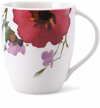 Mikasa Dinnerware, Garden Palette Bouquet Mug