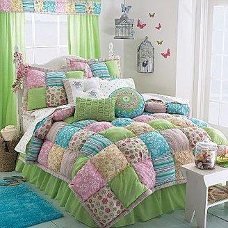 JCPenney Akela Puff Comforter Set